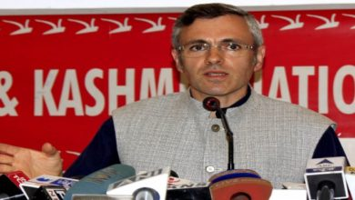 Photo of Omar Slams Withdrawal Of Security For Mainstream Politicians