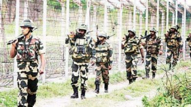 Photo of Security Heightened Along India's Borders With Bangladesh, Myanmar
