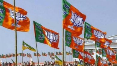 Photo of BJP Candidate Asks CRPF To Shoot Booth Looters In Chest