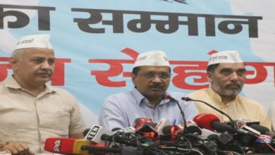 Photo of 2019 Election Is To Save Democracy, Constitution: Kejriwal