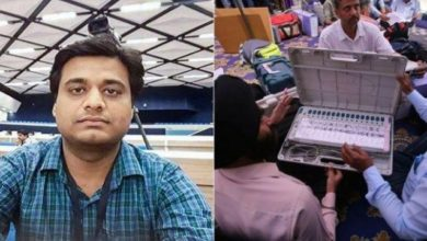 Photo of Missing Election Officer In Bengal Found Safe