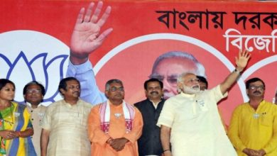 Photo of BJP Alleges Trinamool Would Foment Violence If Poll Verdict Goes Against Them