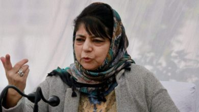 Photo of Join Hands To Protect Article 35A, Mehbooba Urges Abdullah