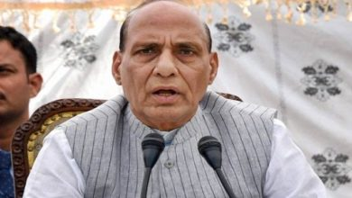 Photo of Let's Go For Indigenous Defence Manufacturing: Rajnath