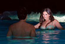 Photo of Sunny Leone's Masti Time At The Pool With A Friend