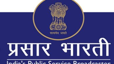 Photo of Five New Faces In Prasar Bharati Board