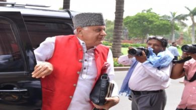 Photo of Opposition Raises Abdullahs Detention At All Party Meet