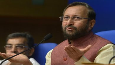 Photo of India Not Responsible For Climate Change: Javadekar
