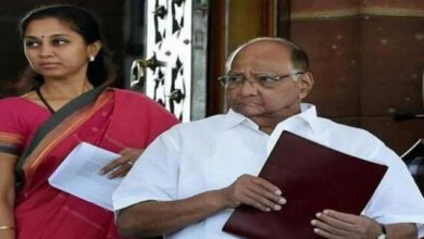 "Photo of After Pawar, Supriya Points To ""Split In Family & Party"""