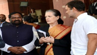 Photo of With Sena By Her Side, Sonia Aggressive Against Modi Govt