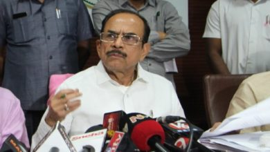Photo of Victim Like My Daughter, Says Telangana Home Minister Now
