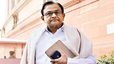 Photo of Chidambaram Walks Out Of Tihar Jail After 106 Days