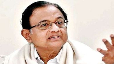 Photo of Chidambaram Targets PM Modi Over His Silence On Economy