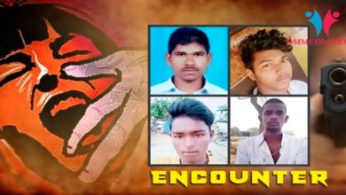 Photo of All 4 Accused In Hyderabad Gang-Rape, Murder Shot Dead
