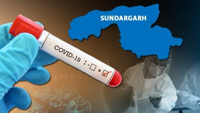 Photo of Highest Single-Day Spike Of 83 COVID-19 Cases Detected In Sundergarh