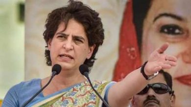 Photo of Priyanka Gandhi Demands CBI Probe In Vikas Dubey Case
