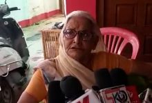 Photo of Gangster's Mother Says Govt Must Do What It Deems Fit