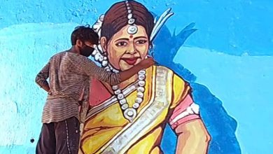 Photo of Murals Of Odisha Culture Adorn Walls Of Cuttack City