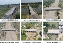Photo of 6 New Critically Key Bridges In J&K Thrown Open For People