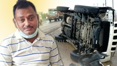 Photo of Cows, Buffaloes Caused Accident Of Car Carrying Dubey: STF