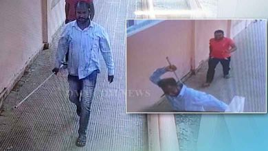 Photo of Odisha: Khordha DHH Doctors Attacked, CCTV Captures Miscreant
