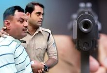 Photo of Vikas Dubey Took 3 Bullets On Chest