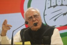 Photo of Worried For The Party, Tweets Sibal Amid Rajasthan Crisis