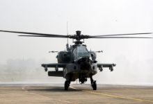 Photo of IAF Received Last 5 Of 22 Apache Attack Helicopters In June