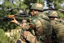 Photo of Infiltration Bid Foiled In Kashmir, 2 Terrorists Killed