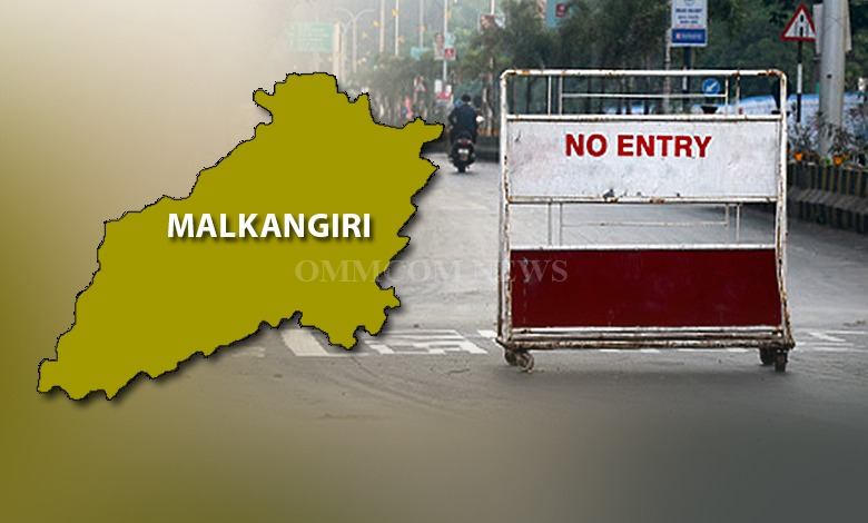 COVID-19: Malkangiri Restricts Entry Of Visitors From 13 Districts To Prevent Spread