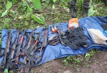 Photo of 6 NSCN (IM) Insurgents Killed In Arunachal