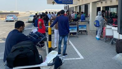 Photo of 2nd AI Flight With 151 Stranded Odias From Bahrain To Arrive Tonight