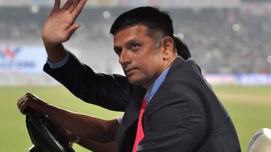 Photo of 31,258: ICC Shares Rahul Dravid's Iconic Test Record