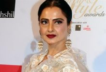 Photo of Rekha's Bungalow Sealed After Security Guard Tests Covid-19 Positive