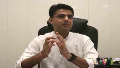 Photo of Sachin Pilot In Delhi, Seeks Time To Meet Congress Chief