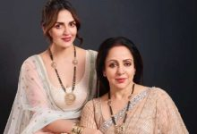 Photo of Esha Deol Debunks Rumours Of Hema Malini's Ill Health