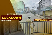 Photo of COVID-19: Lockdown In Cuttack's Containment Zones Extended Till July 31