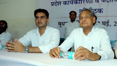Photo of Congress Leaders Work The Numbers To Retain Power In Rajasthan