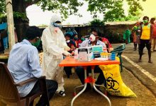 Photo of COVID-19 In Odisha: First Round Serosurvey Completed In Bhubaneswar, 900 Samples Collected