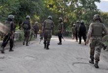 Photo of 2 Jaish Militants Killed In Kashmir Encounter