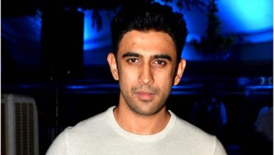 Photo of Amit Sadh Tests Covid-19 Negative