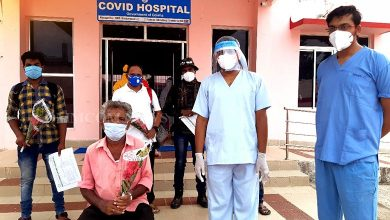 Photo of Odisha Fights COVID-19: Octagenarian Overcomes Coronavirus Ordeal In Kandhamal