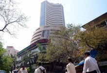 Photo of Amid Volatility, Sensex Trims Major Gains, RIL At New High