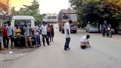 Photo of Rape Accused Run Over By Truck After Running From Police Station In Rayagada