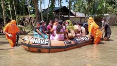 Photo of Assam Flood Situation Worsens; 50 Dead, 24 Lakh Hit