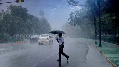 Photo of IMD Issues Thunderstorm, Rainfall Warning For 7 Districts Across Odisha