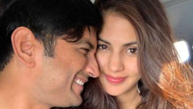 Photo of Rhea Chakraborty Pens Moving Note For Sushant Singh Rajput