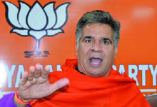 Photo of J&K BJP Chief Ravinder Raina Tests Corona Positive