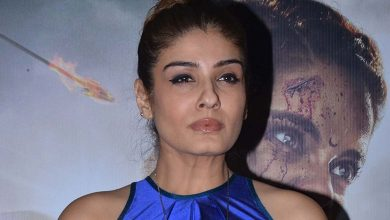 Photo of Raveena Tandon Shoots At Home Amid Covid-19 Pandemic