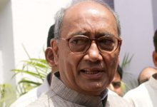 Photo of Digvijaya Slams Scindia For Joining 'Enemies'